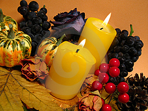 Autumn Still Life Stock Photos - Image: 6451213