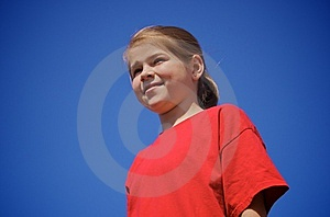 Smiling Girl Royalty Free Stock Photography - Image: 6451917