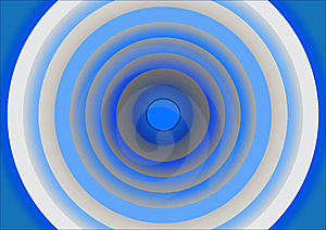 Concentric Circles Stock Images - Image: 6453204