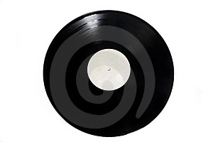 Vinyl Record Royalty Free Stock Photo - Image: 6454795