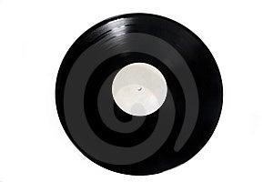 Vinyl Record Royalty Free Stock Photo - Image: 6454795
