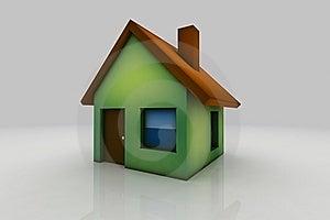 House Illustration Stock Photos - Image: 6457003