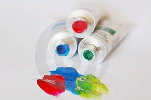 Three Colors Stock Photo - Image: 6458640