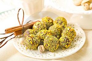 Handmade Chocolates Royalty Free Stock Photo - Image: 6458695