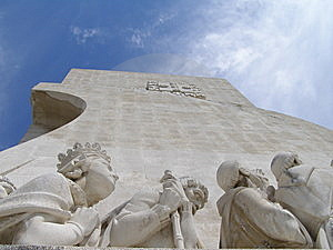 Lisbon Discoveries Monument Royalty Free Stock Photo - Image: 6459995