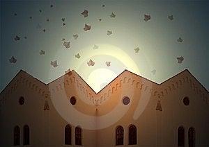 Four Chapels - Autumn Mood Stock Image - Image: 6463781