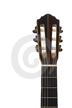 Classical Guitar Royalty Free Stock Photography - Image: 6469267