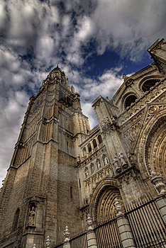 Cathedral Of Toledo Royalty Free Stock Photography - Image: 6469307