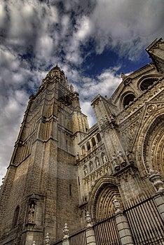 Catedral De Toledo Fotografía de archivo libre de regalías - Imagen: 6469307