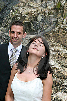 Just Married Stock Photo - Image: 6472000