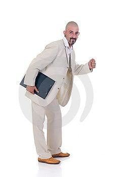 Alternative Businessman Stock Photo - Image: 6472970