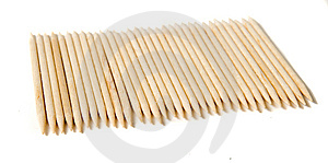 Toothpicks Royalty Free Stock Images - Image: 6473039