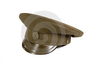 Military Cap Stock Photo - Image: 6473040