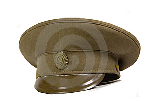 Military Cap Royalty Free Stock Photo - Image: 6473045