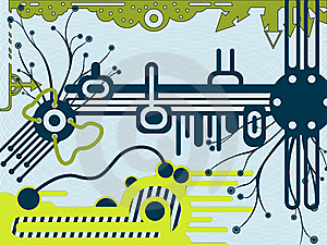Contemporary Design Stock Image - Image: 6474411
