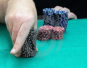 Gambling Stock Photos - Image: 6476223