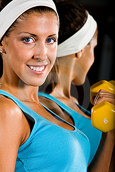 I Like Fitness Royalty Free Stock Photo - Image: 6476815