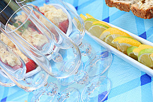 Snacks Stock Image - Image: 6476891
