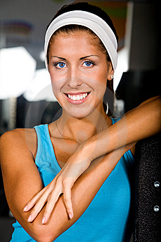 I Like Fitness Royalty Free Stock Photos - Image: 6476928