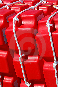 Safety Floating Stock Image - Image: 6477311