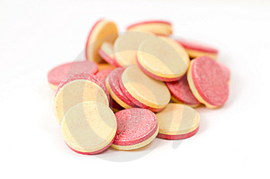 Vitamin Tablets Stock Photography - Image: 6480692