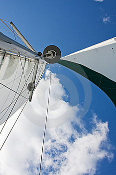 Sails Stock Photo - Image: 6483600