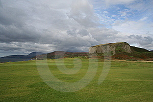 Shiskine Golf Club, Isle Of Arran Stock Photos - Image: 6487613
