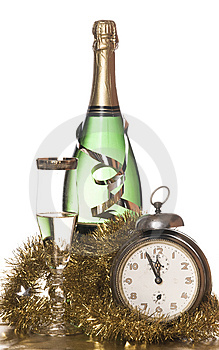 Champagne Royalty Free Stock Photography - Image: 6489207