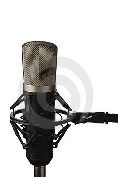Microphone Stock Photos - Image: 6490023