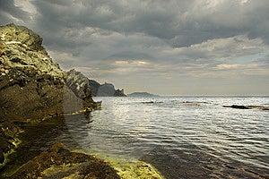 Black Sea (Crimea) Stock Photos - Image: 6490693