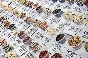 Pea And Bean Stock Photos - Image: 6490733