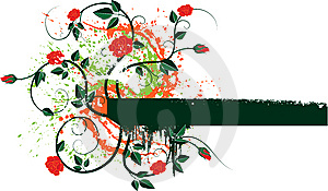 Rose Vector Royalty Free Stock Image - Image: 6492346