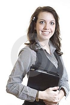 Professional Businesswoman Royalty Free Stock Photos - Image: 6494588
