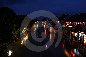 Ancient Towns Of China Royalty Free Stock Photos - Image: 6497738