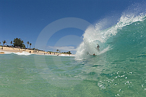 Bodyboarder Royalty Free Stock Photos - Image: 6498528