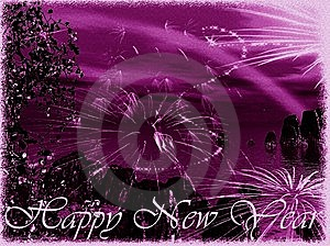 Happy New Year Royalty Free Stock Photography - Image: 6498747