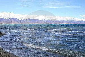 Tibet's Nam Co Lake Stock Photography - Image: 6499122