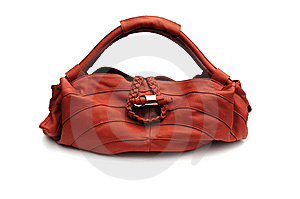 Tan Bag Stock Photo - Image: 6499960