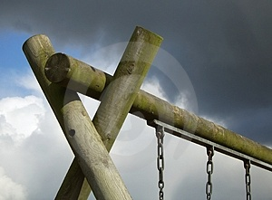 Swing Frame Abstract Stock Images - Image: 650974