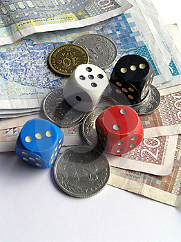 Gambling Objects Stock Photos - Image: 653403