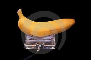 Fruit Energy - Banana Stock Image - Image: 656261