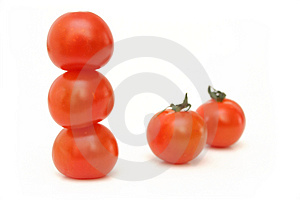 Tomatoes Royalty Free Stock Images - Image: 657259