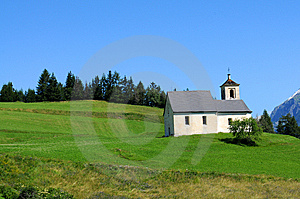Swiss Landscape Royalty Free Stock Photos - Image: 6500048