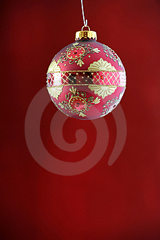 Christmas Ornament Royalty Free Stock Photo - Image: 6500185