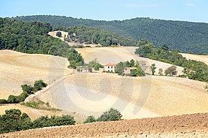 Tuscan Landscape Stock Photo - Image: 6500780