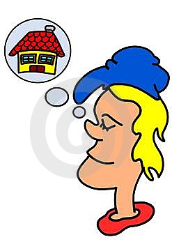 Home Desire Stock Photography - Image: 6501852