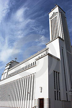 Kaunas City Church Stock Photography - Image: 6502212