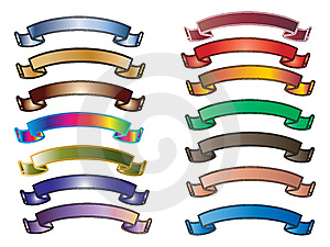 Ribbons Stock Photography - Image: 6502962