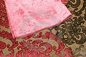 Textile Material Royalty Free Stock Photography - Image: 6504437