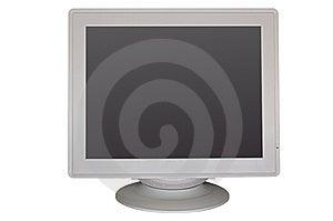 CRT Monitor Stock Photo - Image: 6508580